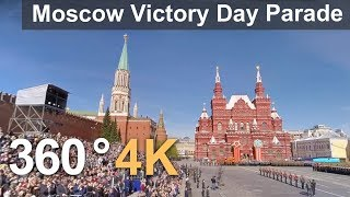 Download 360°, Moscow Victory Day Parade. 4К video Mp3 and Videos