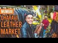 DHARAVI LEATHER MARKET MUMBAI CHEAP LEATHER JACKETS AND MORE