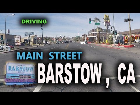 Main Street Drive Barstow, CA
