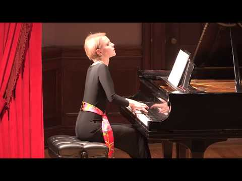 L. Berio: selections from Six Encores; Magdalena Baczewska, piano