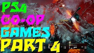 Best Top 10 Offline Co op Games For PlayStation 4 2019 | Best PS4 split screen games PART 4