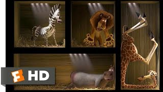 Madagascar (2005) - Shipped to Africa Scene (2/10) | Movieclips