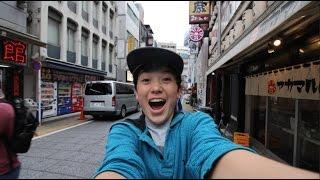 American Teen Explores Japan!