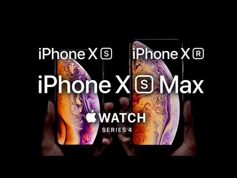 Apple iPhone XS XS MAX XR - Official Music Ad