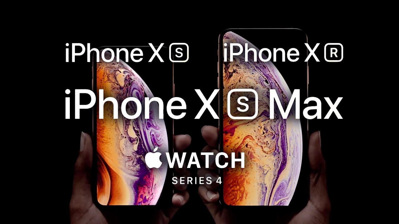 IPHONE XS MAX REKLAME