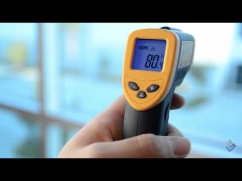 Etekcity | Lasergrip 749 Non-Contact Infrared Thermometer