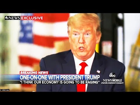 Trump COLLAPSES When Questioned by Real Journalist