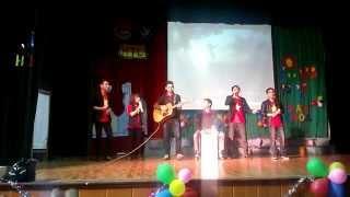 Bay Qua  Biển Đông Guitar - CLB Guitar ĐH Y Dược Thái Bình