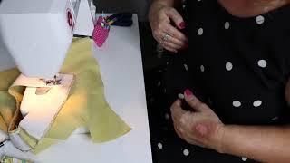 Diy: Como costurar decote V perfeito