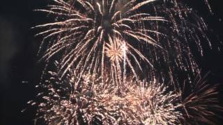 """Brocade finale sequence form Sophie and Matt's wedding.   """"SKYBLAZERS FIREWORKS"""""""