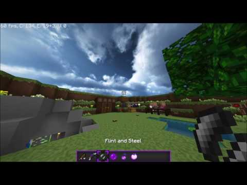 Minecraft 1.8 PvP Texture pack - Carbon 16x pack