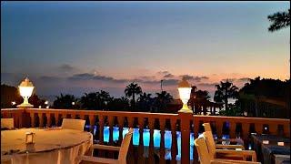 Отдых в Турции Первые впечатления Дорога до отеля Justiniano Deluxe Resort 5 поселок Окурджалар