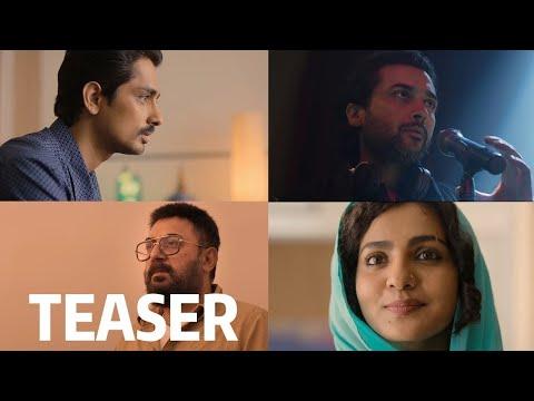 Navarasa Teaser | Surya, Vijay Sethupathi, Arvind Swami,Parvathy Thiruvothu,Mani Ratnam | Netflix