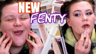NEW FENTY BEAUTY- WHAT'S WORTH BUYING!