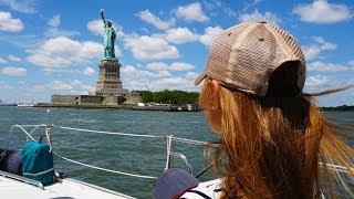 Exploring & Sailing New York City   Field Trips VLOG
