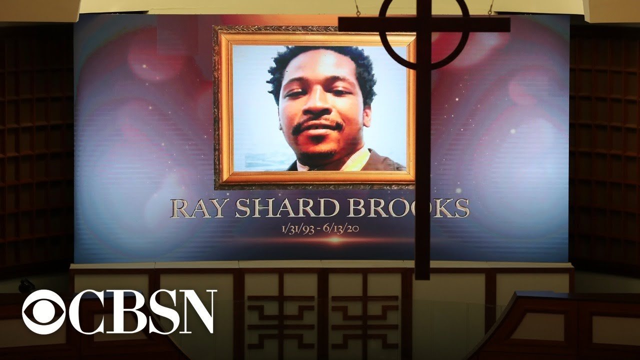 Watch live: Rayshard Brooks' funeral at Ebenezer Baptist Church in Atlanta