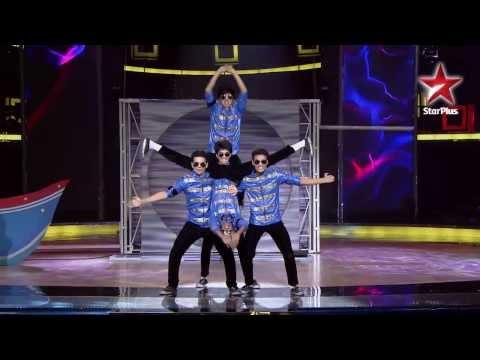 India's dancing superstar 2013 MJ 5