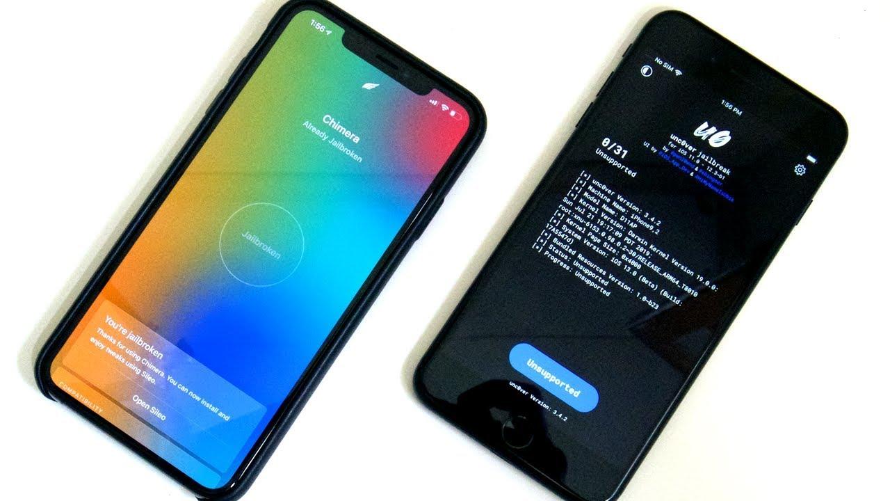 JAILBREAK UPDATE iOS 12 0 ~ 12 3 Beta 1 iPhone & iPad AND iOS 12 3