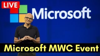 Microsoft MWC HoloLens 2 Launch Event Live 🔴 LIVE NOW 🔴
