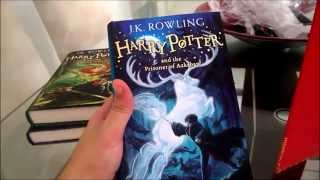 Harry Potter, The Complete Collection (Edição Britânica da Bloomsbury)