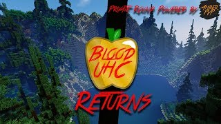 Minecraft Blood UHC Trailer!