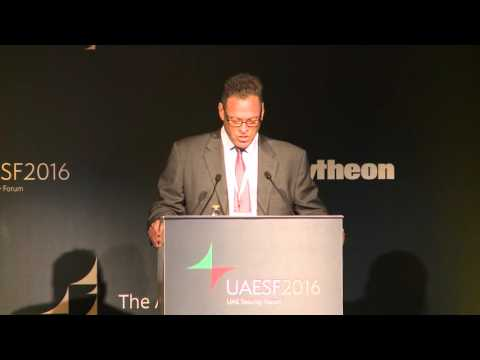 UAE Security Forum 2016: Welcome Remarks