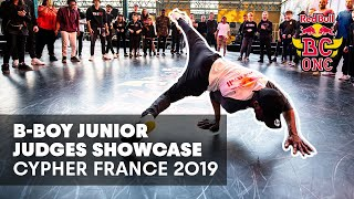 Red Bull BC One Cypher France 2019 | Judge Demo: Junior