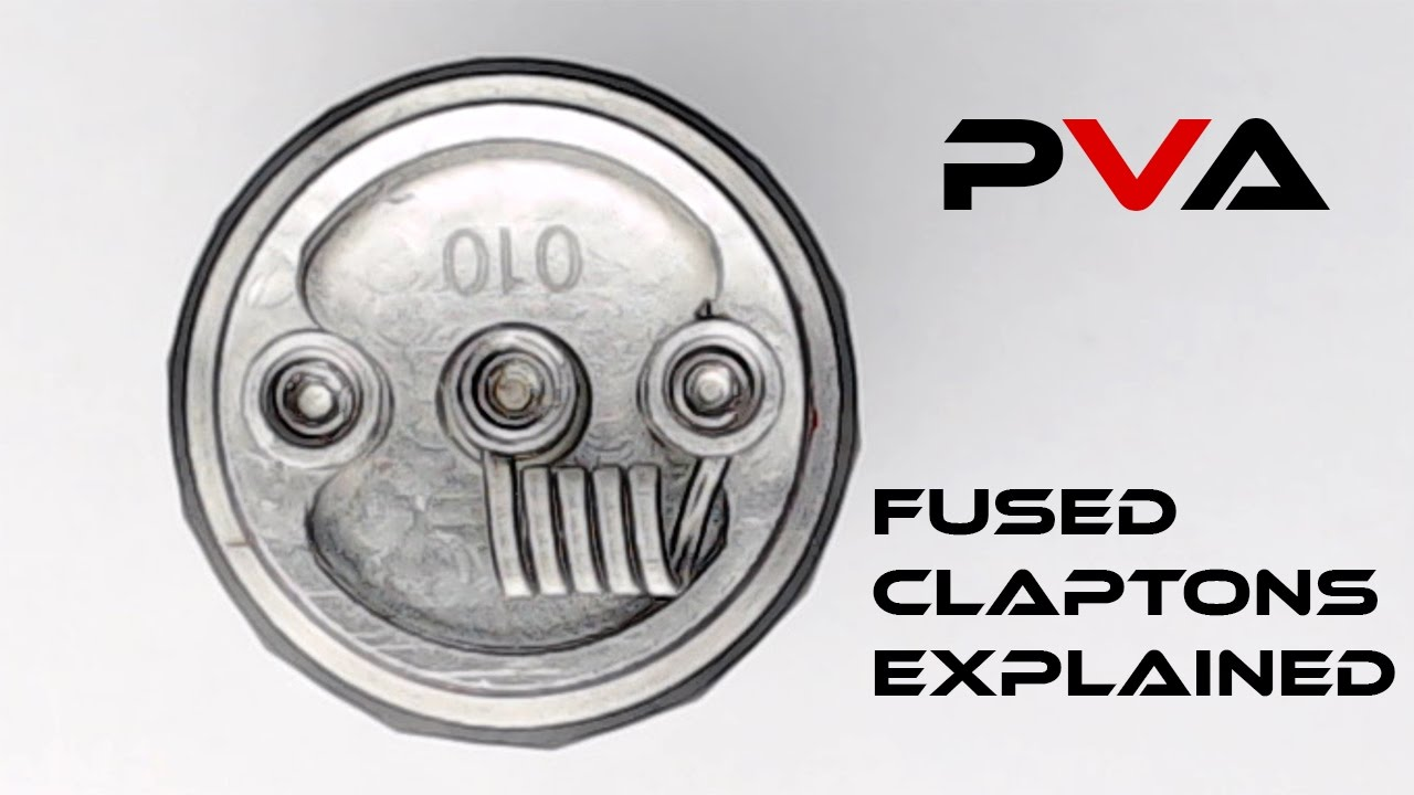Fused Clapton Coils Explained: How to spot Good vs Bad - YouTube