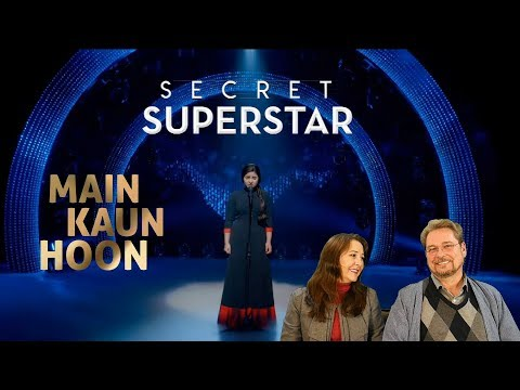 Main Kaun Hoon - Secret Superstar Music Video Reaction