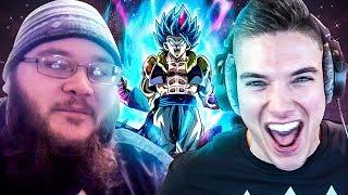 The Nano VS DaTruth GOGETA BLUE Dokkan Race! Dragon Ball Z Dokkan Battle