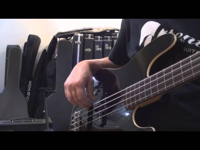 Richard Cocco Bass Guitar Strings