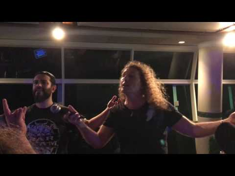 Fabio Lione - Still Loving You - 70000 Tons of Karaoke #70000tons 2/2