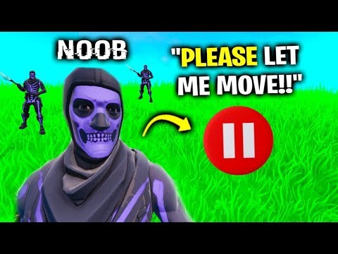 Last To Move Wins $1000 - Fortnite