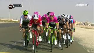 Тур Абу-Даби 2018. Этап 3.