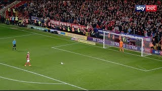 The COOLEST penalty you will ever see | Paul Pogba eat your heart out!