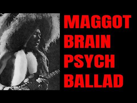 Solo Over The Maggot Brain Chord Progression - Funkadelic Style Backing Track [E Aeolian] 15 min!