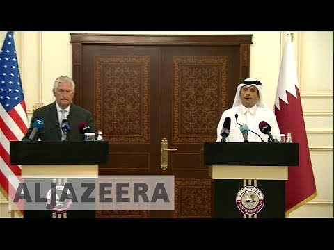 US and Qatar sign deal to combat 'terrorism financing'