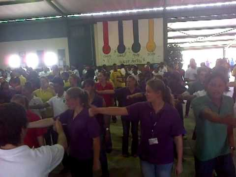 Boksburg High School Matric 2013 Flash Mob Sa Youtube