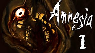 ENTER THE STRANGE | Amnesia: META - Part 1