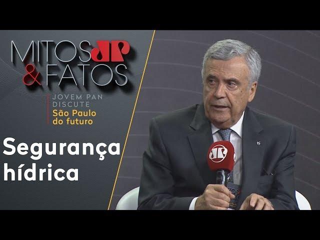 'Crise de 2014 foi oportunidade para repensarmos segurança hídrica', diz Benedito Braga