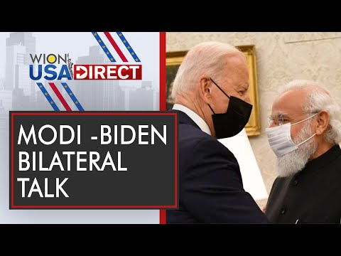PM Modi: India US ties to improve this year   WION USA Direct   WION News  WION