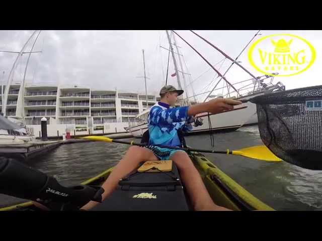 Viking Profish GT Fishing Kayak