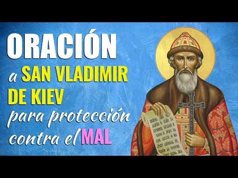 🙏 Oración para que San Vladimir de Kiev ME PROTEJA de todos LOS MALES 😰