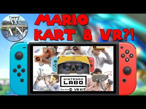 Nintendo Labo VR: 4 Games That Should Be Supported!