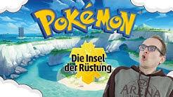 Neues Pokemon DLC: Die Insel der Rüstung Part.1