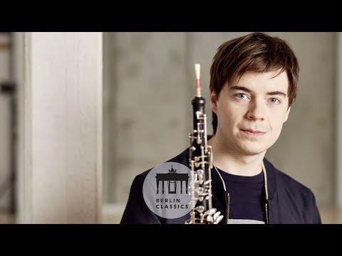 Ramón Ortega Quero - Bach: Oboe Sonatas (Trailer)