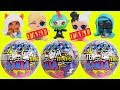 Fake LOL Surprise Dolls Dress Up Monster High Minis + Lil Sisters!