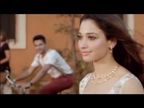 Tamanna Bhatia in Khazana Jewellery Latest TVC 2013   Hd 720p