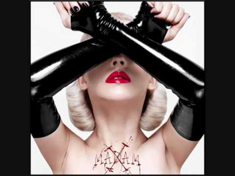 Christina Aguilera - Stronger Than Ever [Bionic]