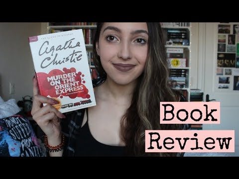murder on the orient express // book review